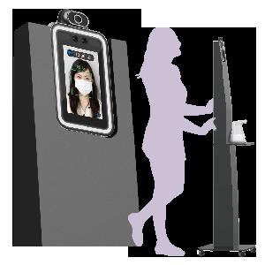 捷立塔-直立式體溫紀錄儀